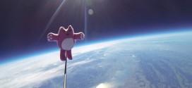 Chaminou dans l'espace (Strato-A) – Le film